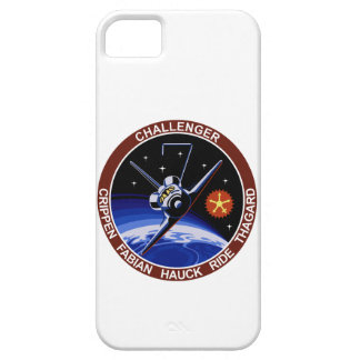 STS-7: Challenger OV-99 & Sally Ride iPhone SE/5/5s Case