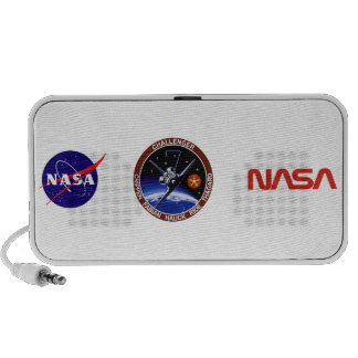 STS-7: Challenger OV-99 & Sally Ride Mini Speakers