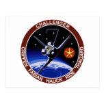 STS-7: Desafiador OV-99 y paseo de Sally Postal