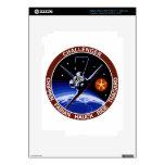 STS-7: Desafiador OV-99 y paseo de Sally iPad 3 Pegatinas Skins
