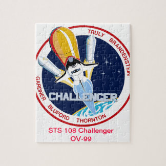 STS-8: Challenger:  1st Night Landing Jigsaw Puzzle