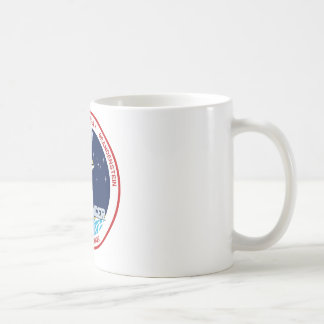 STS-8: Challenger:  1st Night Landing Classic White Coffee Mug