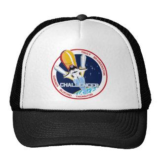 STS-8: Challenger:  1st Night Landing Trucker Hat