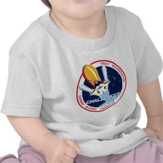 STS-8: Desafiador:  1r Aterrizaje de noche Camiseta