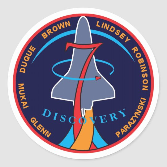 space shuttle mission logos - photo #13