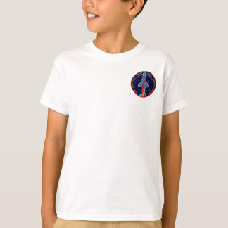STS-95 Space Shuttle Discovery Mission Patch Logo T-Shirt