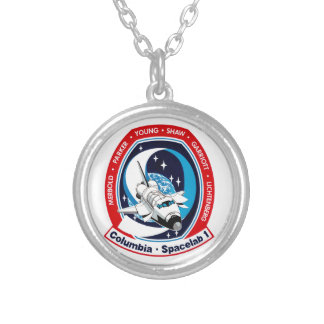 STS 9 Columbia: SKYLAB Pendant