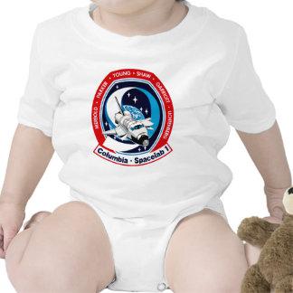 STS-9 Columbia:  SPACELAB Camisetas