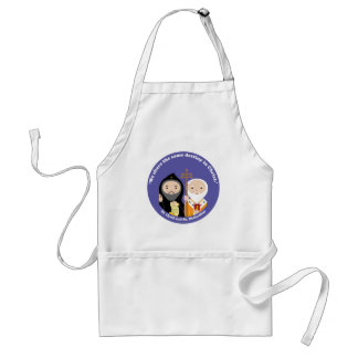 Sts. Cyril and Methodius Adult Apron