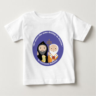 Sts. Cyril and Methodius Baby T-Shirt