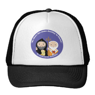 Sts. Cyril and Methodius Trucker Hat