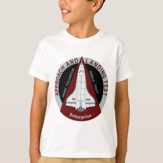 STS Enterprise Approach Landing Test T-Shirt
