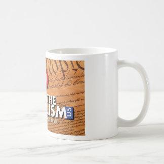 STS Logo Classic White Coffee Mug