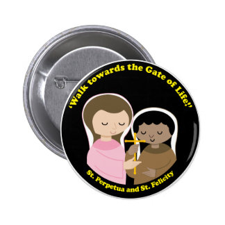 Sts. Perpetua and Felicity Pin