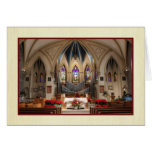 Sts. Peter and Paul Beautiful Sanctuary Christmas Greeting Cards