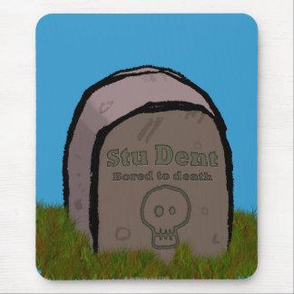 Stu Dent Mouse Pad