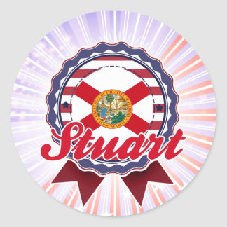 Stuart, FL Sticker