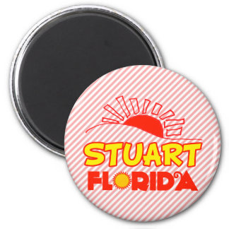 Stuart, Florida Fridge Magnets