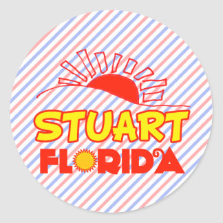 Stuart, Florida Stickers