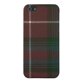 Stuart of Bute Modern Tartan  Cover For iPhone SE/5/5s