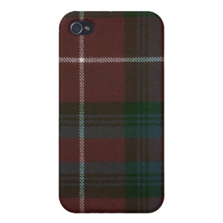 Stuart of Bute Modern Tartan  iPhone 4/4S Cases