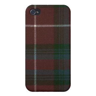 Stuart of Bute Modern Tartan  iPhone 4/4S Cover