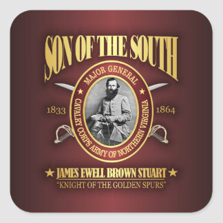 Stuart (SOTS2) Square Sticker