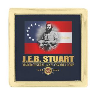 Stuart (Southern Patriot) Gold Finish Lapel Pin