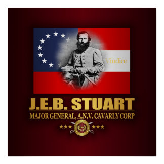 Stuart (Southern Patriot) Poster