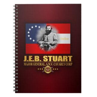Stuart (Southern Patriot) Spiral Notebook