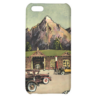 Stuart's Garage Yellowstone Case For iPhone 5C