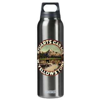 Stuart's Garage Yellowstone SIGG Thermo 0.5L Insulated Bottle