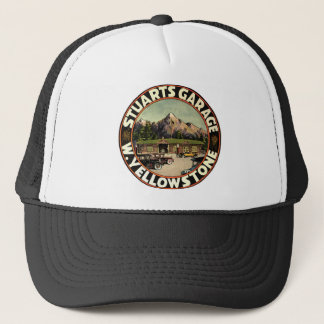 Stuart's Garage Yellowstone Trucker Hat