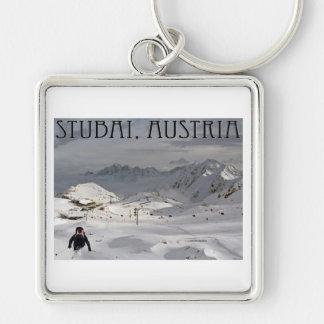Stubai Glacier Key Chain