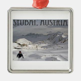 Stubai Glacier Ornament Sq