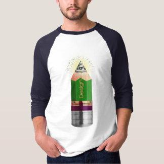 Stubbie Illuminati T-Shirt