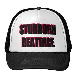 STUBBORN BEATRICE MESH HATS