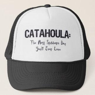 Stubborn Catahoula Trucker Hat