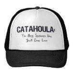 Stubborn Catahoula Trucker Hats