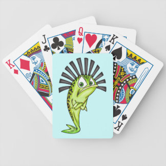 Stubborn Fish Playing Cards