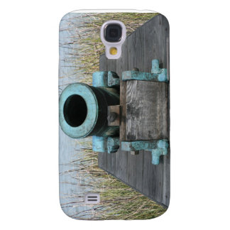 stubby canon water grass background galaxy s4 cover