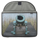 stubby canon water grass background MacBook pro sleeve
