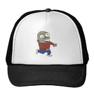 Stubby Neck Zombie Trucker Hat