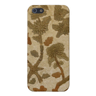 Stucco Flowers iPhone 5 Cover