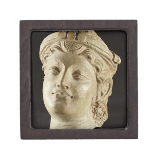 Stucco head, Gandhara, 4th century AD Gift Box