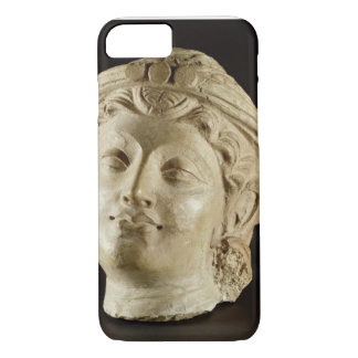 Stucco head, Gandhara, 4th century AD iPhone 8/7 Case