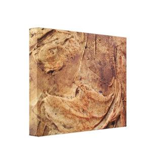 Stucco Texture Canvas Print