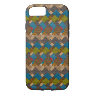 Stucco Tiles Color Art Design iPhone 8/7 Case