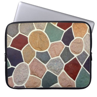 Stucco Wall Laptop Computer Sleeve