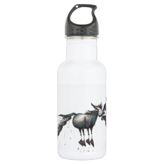 Stuck between a Rock and a Hard Place!!! 18oz Water Bottle